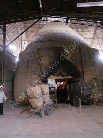 Fired Up Brick Kiln, Mekong Delta