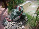Frog Fountain, Mekong Delta