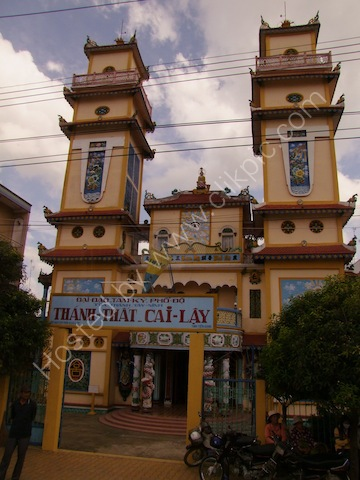 Masonic Temple, Mekong Delta