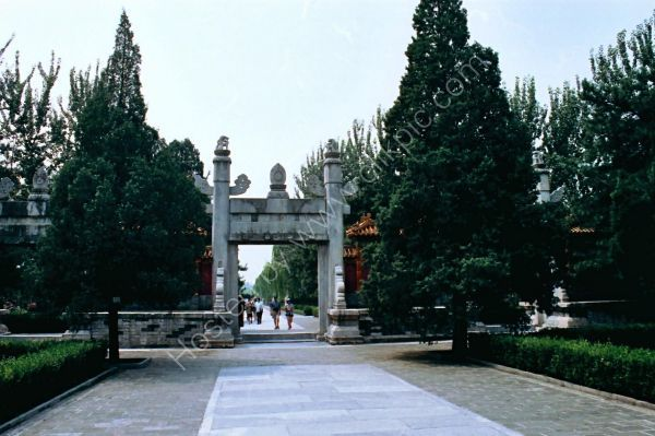 The Sacred Way, Ming Tombs, Beijing