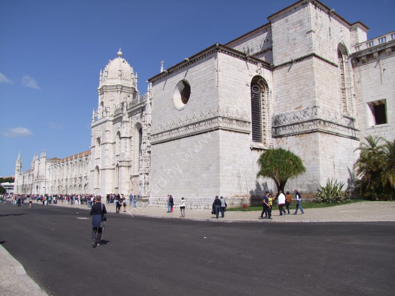Monastery of Dos Jeronimos and Church of Santa Maria