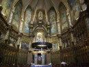 Altar, Monserrat Monastery