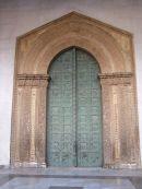Bronze Door by Bonanno da Pisa, Monreale Cathedral