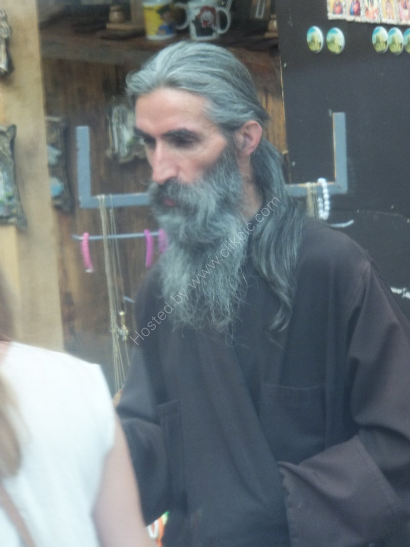 Priest, Moraca Monastery