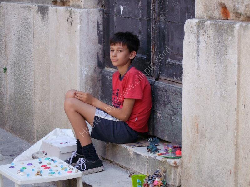 Montenegran Child Entrepreneur, Kotor