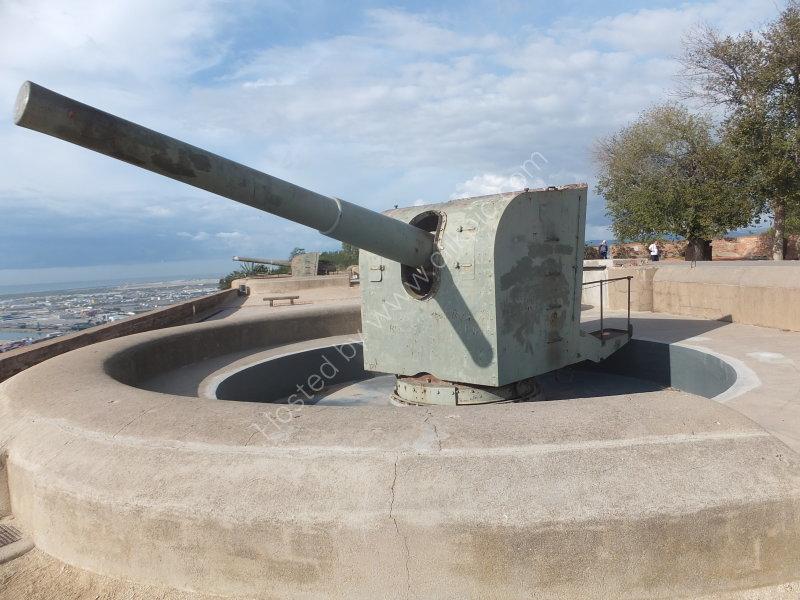More Modern Gun Emplacement
