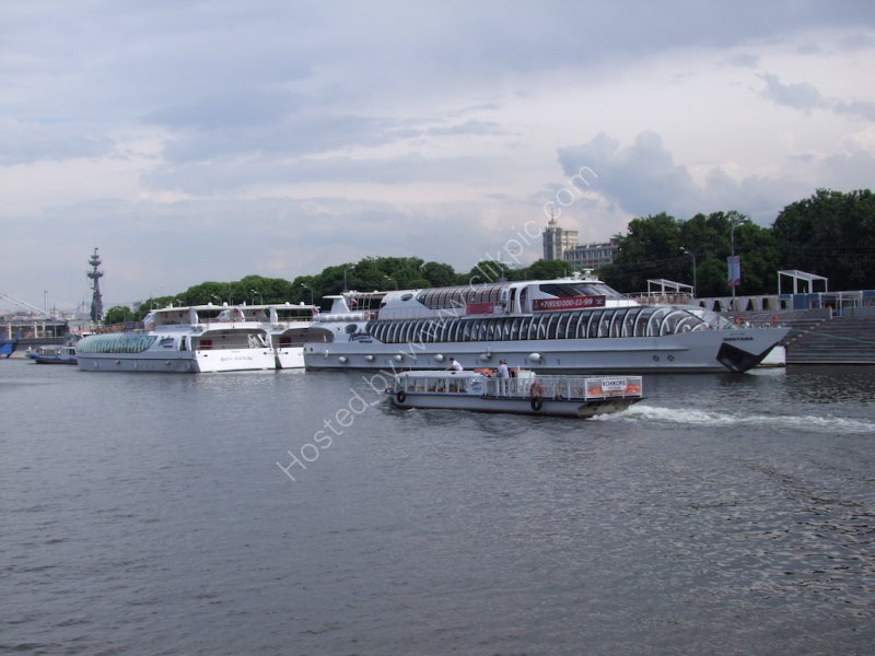 River Cruisers, Moscow