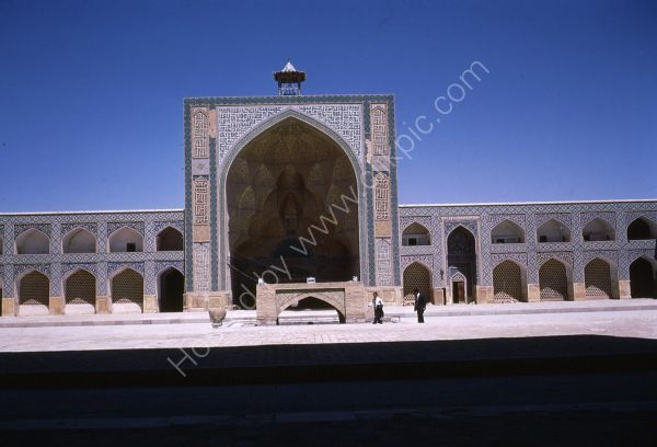 Main Mosque, Isfahan