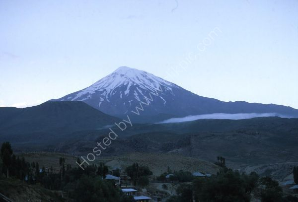 Mount Damavand, Tehran