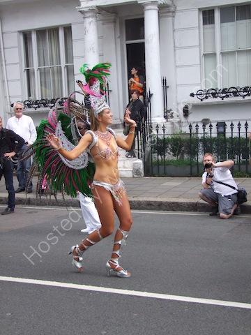 Notting Hill Carnival & Photographer