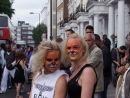 Sisters? Spectators at Nottinghill Carnival