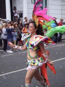 Joy! Nottinghill Carnival