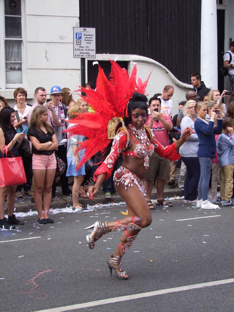 Dance! Nottinghill Carnival