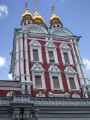 Gate of the Transfiguration 1688, Moscow