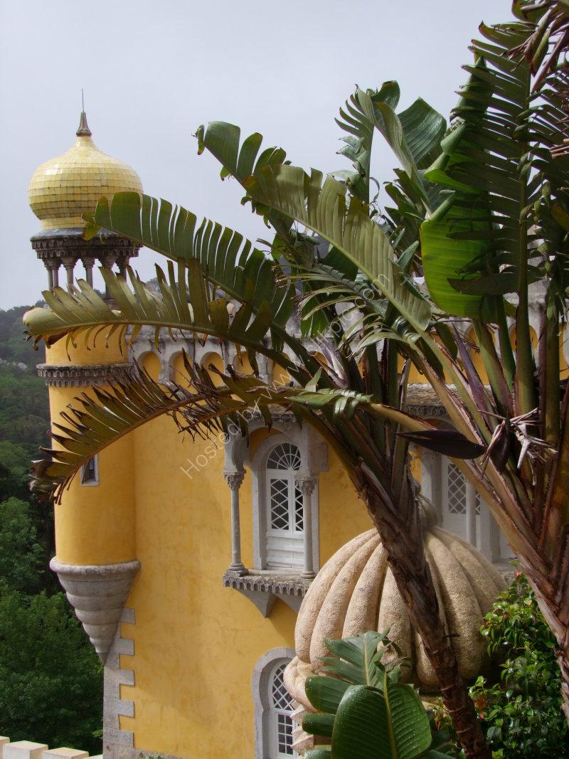 Detail of Palacio da Pena