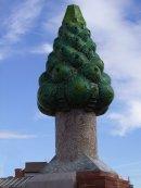 Gaudi Decorative Vent