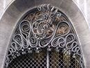 Gaudi Ornate Ironwork