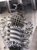 Gaudi Ornate Wrought Ironwork