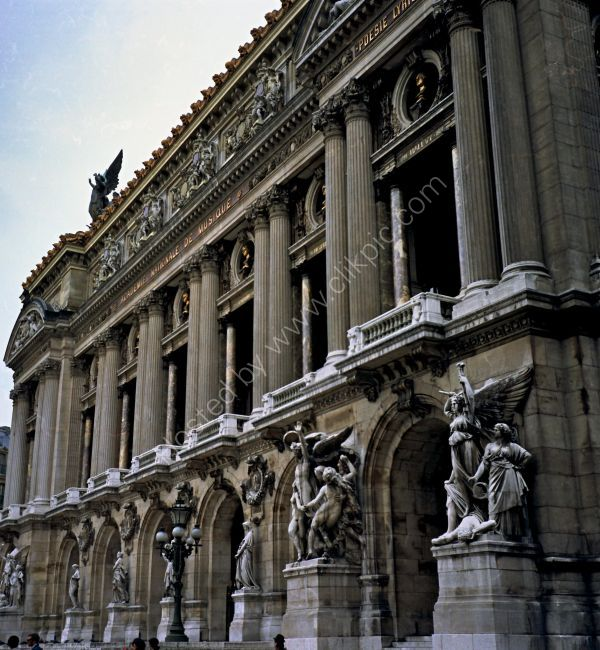 L'Opera Theatre, Paris