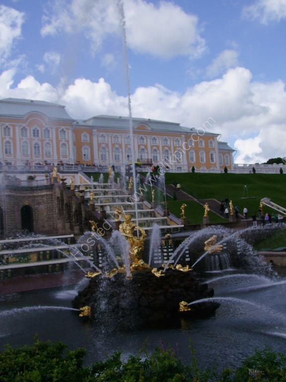 Fountains, Peterhof