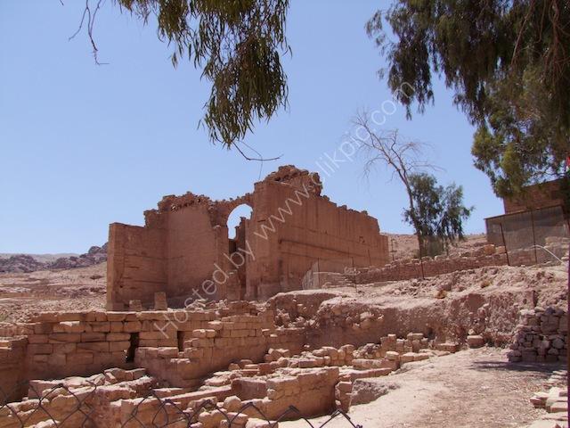 Al-Habis Fortress, Petra