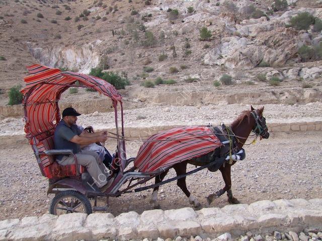 Horse & Carriage, Bab as-Siq, Petra