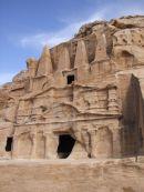 Nabatean Obelisk Tomb & Bab as-Siq Triclinium, Bab as-Siq, Petra
