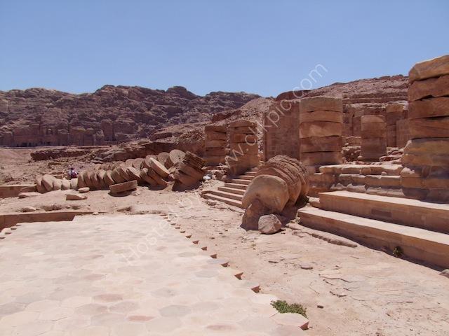 Roman Great Temple, Petra