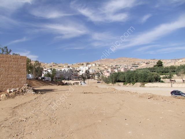 Modern Petra Town