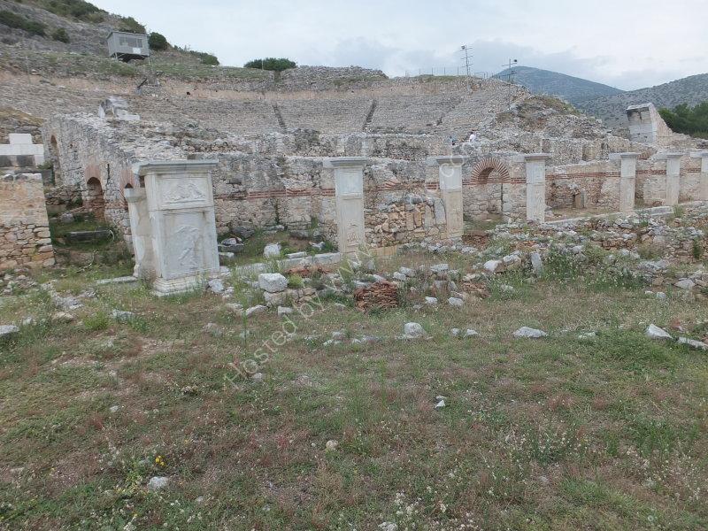 Roman Theatre, Philippi, Kavala