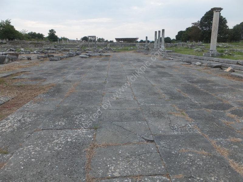 The Forum, Philippi, Kavala