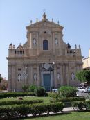 Church, Piazza della Kalsa, Palermo
