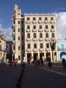 Camera Obscura Building, Plaza Vieja, Havana