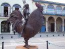 Bronze, Plaza Vieja, Havana