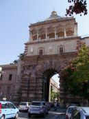 Other Side of Porta Nuova, Palermo
