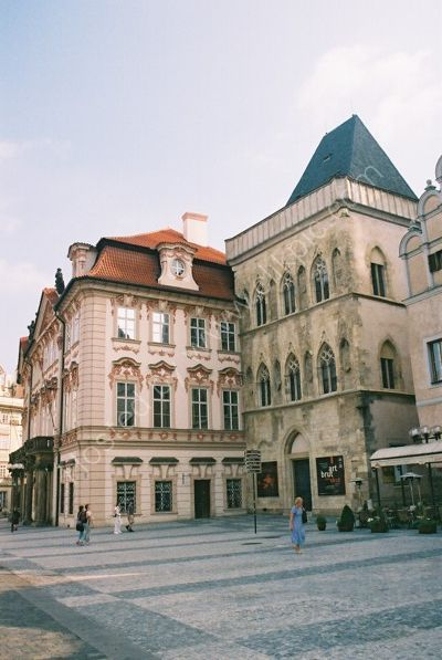 Buildings, Old Town Square, Prague