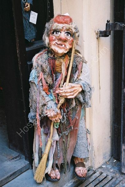 Marionette, Old Town, Prague