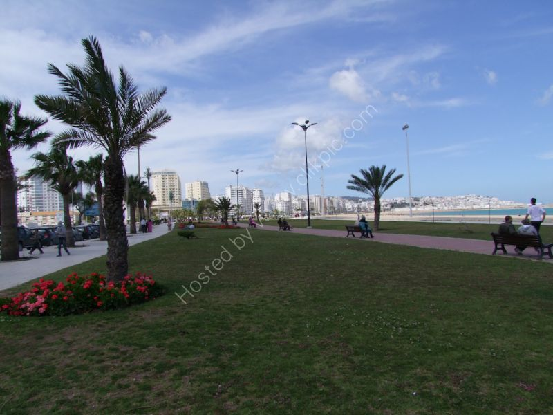 Tangier Bay Promenade