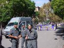 Protest, Viale della Liberta, Palermo