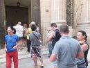 A life of queuing for Cubans, Obispo Street, Havana