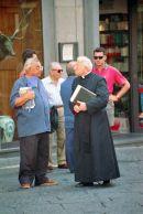 Italian Clergy, Ravello