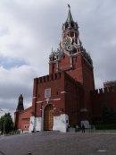 Spasskaya (Saviour) Tower & Clock, Red Square