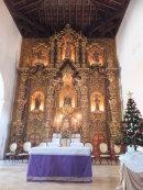 Altar, Parroquia San Juan Bautista, Remedios