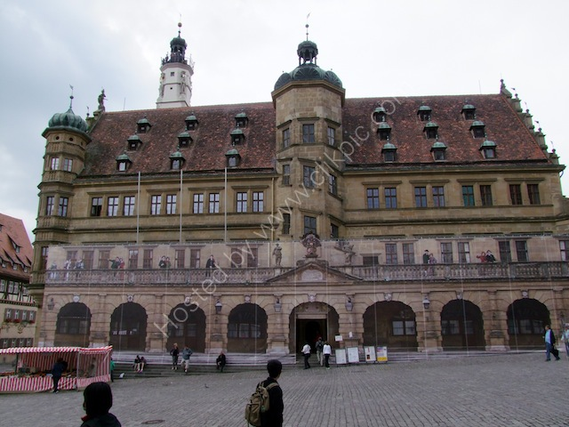 Town Hall, Rothenburg