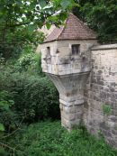 Old Town Wall, Rothenburg