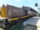 """Train """"Valle de los Ingenios"""", Sancti Spiritus"""