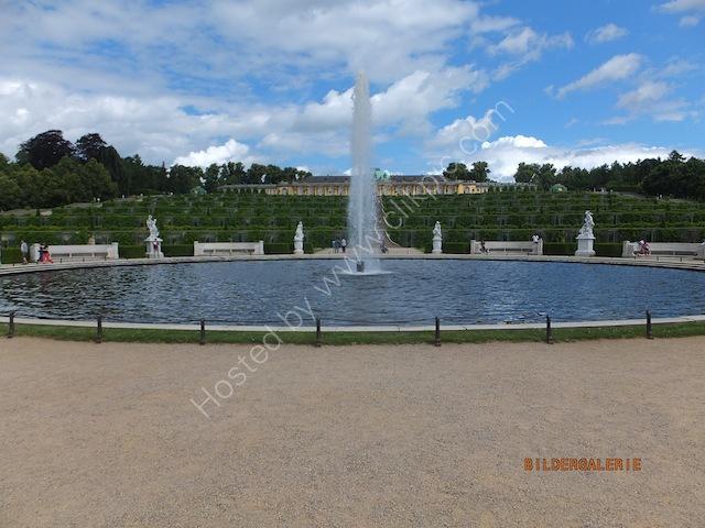 Sanssouci Palace & Gardens, Potsdam