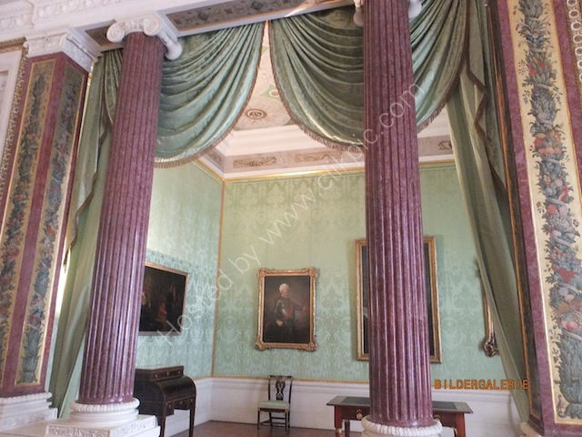 Interior Sanssouci Palace, Potsdam