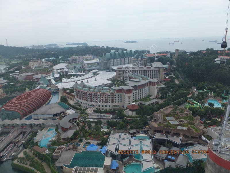 Resort World Convention Centre, Sentosa Island