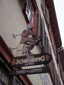 Tobacco Shop Sign, Heidelberg